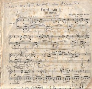 Magda - Fantasia I-Mozart