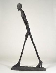 Giacometti - Homem caminhando