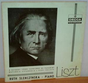 Liszt - disco
