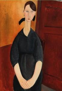 Modigliani_Paulette