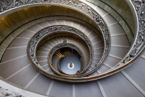 Escada_MuseuVaticano
