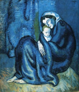 azuis-picasso-mother-and-child-1902