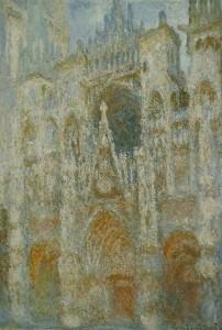 Monet_Cathedralede_Rouen_Harmoniebleue